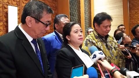 DPR dan Pemerintah Koordinasi Soal RUU Omnibus Law