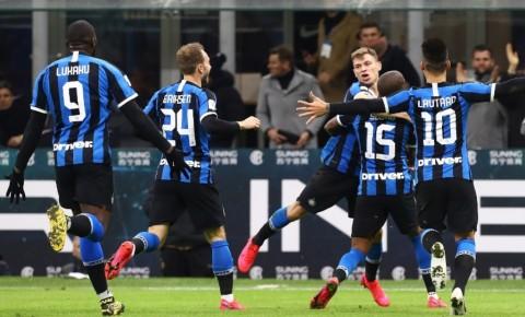 Inter Milan Bukukan Tempat di Semifinal Coppa Italia