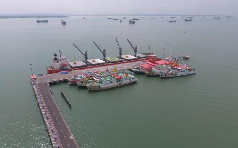 Pelindo I Tingkatkan Kewaspadaan Korona di Pelabuhan Internasional
