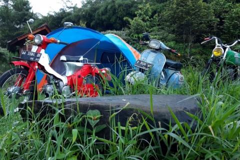 Kwatro Lestarikan Motor-Motor Jadul Berteknologi Karburator