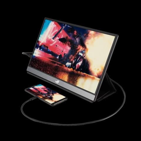ASUS Segera Rilis Monitor Gaming Portabel 17 Inci