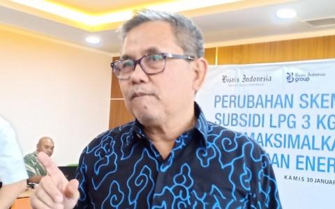Perubahan Skema Subsidi Elpiji 3 Kg Perlu APBNP