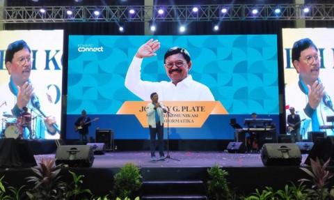 Johnny G Plate Minta ASN Kominfo Wujudkan Visi Jokowi