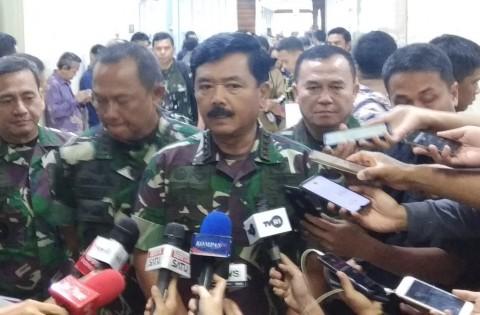 TNI Direstui DPR Kirim Bantuan ke Australia