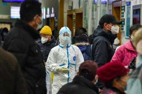 Evakuasi Warga Inggris dari Wuhan Alami Penundaan