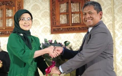 Meilinda Nurbanasari Rektor Perempuan Pertama Itenas