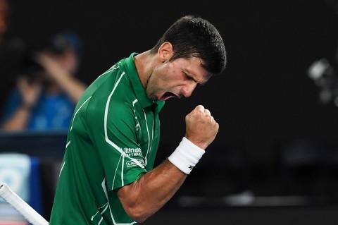 Singkirkan Federer, Djokovic ke Final Australia Open