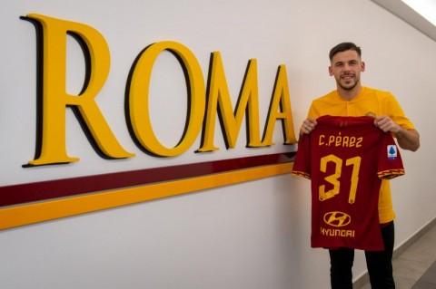 Roma Datangkan Carles Perez dan Gonzalo Villar