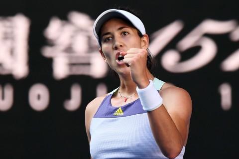 Kalahkan Halep, Muguruza Melaju ke Final Australia Open