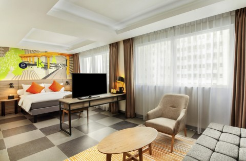 Hotel Bergaya <i>Urban Industrial</i> Hadir di Bekasi