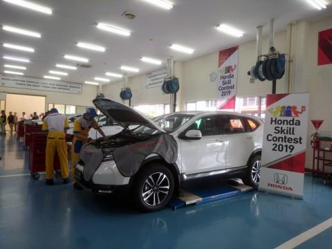 Service Cepat di Bengkel Honda, Trik Layanan 'Anti-Bete'