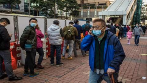 Virus Korona Mulai Gerogoti Manufaktur Tiongkok