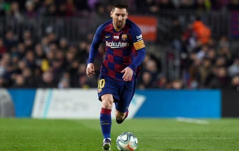 Lionel Messi Ukir 500 Kemenangan Bersama Barcelona
