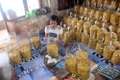 UKM Keripik Singkong Indonesia Tembus Pasar AS