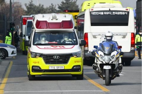 18 Warga Korsel Dirawat Usai Dievakuasi dari Wuhan