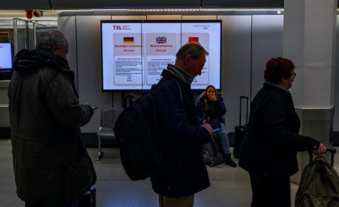 Jerman Laporkan Kasus Virus Korona Kelima