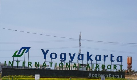 Pengerjaan Bandara YIA Tinggal Penyempurnaan