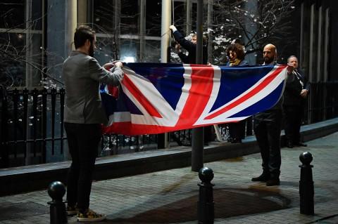 Inggris Resmi Keluar dari Uni Eropa