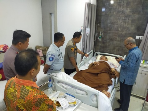 Lima Korban Kecelakaan di Cipali Masih Dirawat
