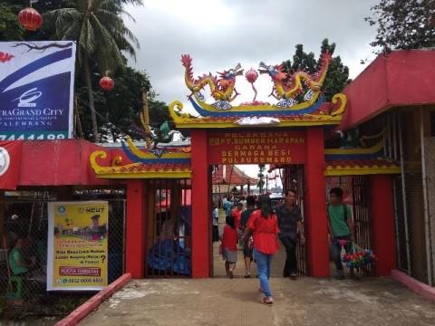 Wisatawan Tiongkok Diprediksi Ramaikan Cap Go Meh di Palembang