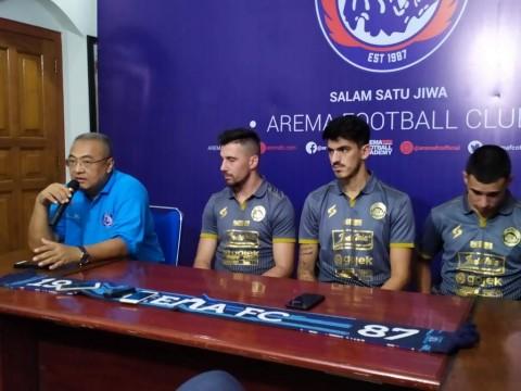 Kerja Manajemen Arema FC Lebih Ringan Musim ini