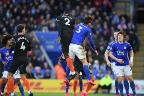 Leicester City vs Chelsea Berakhir Tanpa Pemenang