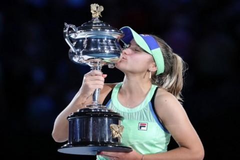 Sofia Kenin Juara Australia Open 2020