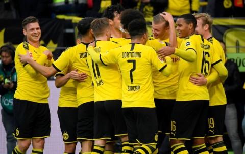 Sancho Cetak Sejarah, Dortmund Hancurkan Union Berlin