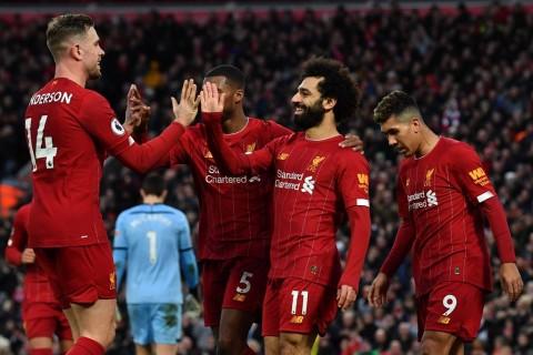 Hasil Lengkap Pertandingan Semalam: Liverpool Kian Tak Tersentuh