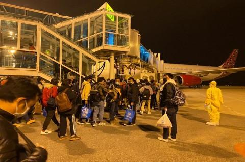 Empat WNI di Hubei tak Ikut Proses Evakuasi