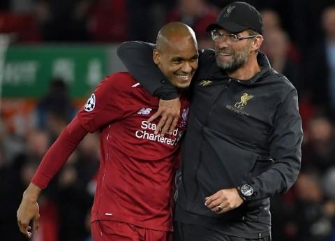Fabinho adalah Kunci Kemenangan Liverpool