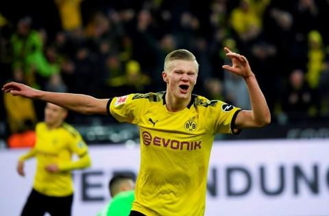 Haaland Beberkan Kunci Performa Impresifnya di Dortmund