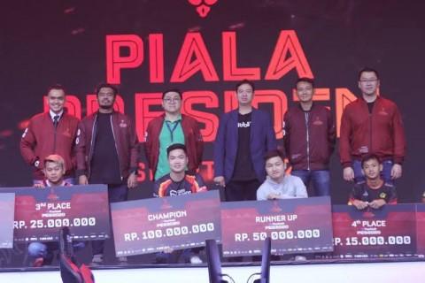 Turnamen PES Piala Presiden Esport 2020 Dimenangkan Vietnam
