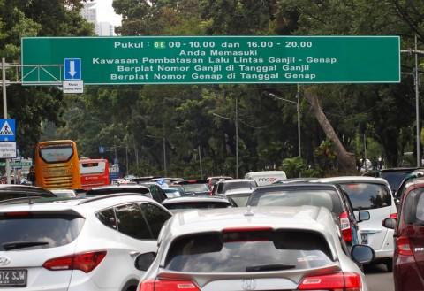 Kemacetan Jakarta, Waktu Perjalanan 53 Persen Lebih Lama