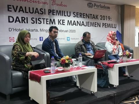 Tiga Masalah Sistem Pemilu Serentak 2019