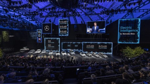 Frankfurt Motor Show Vakum di 2021