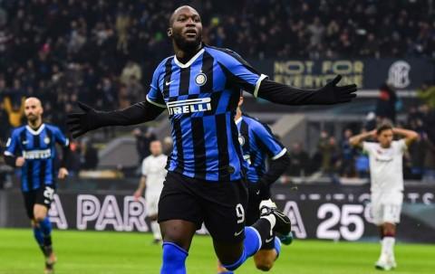 Lukaku Bersinar, Inter Tekuk Udinese