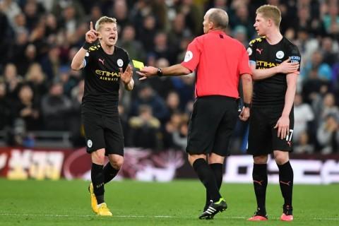 Kartu Merah Zinchenko Runtuhkan Mental Manchester City