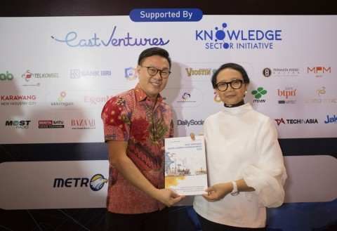 East Ventures: Jakarta Paling Banyak Punya Talenta Digital