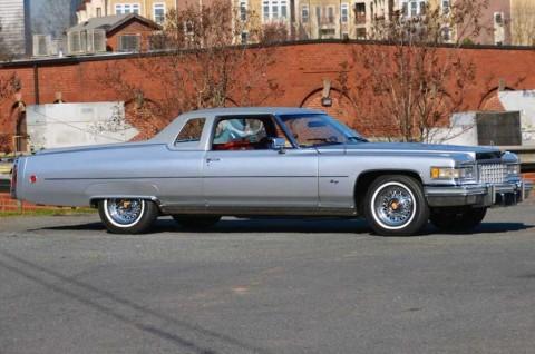 Restorasi Keren Cadillac Pickup 'El Camino' 1976