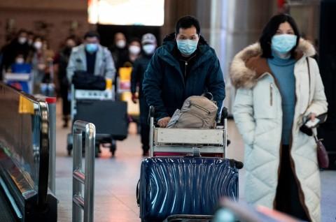 Lampaui SARS di Tiongkok, Korban Korona 361 Orang