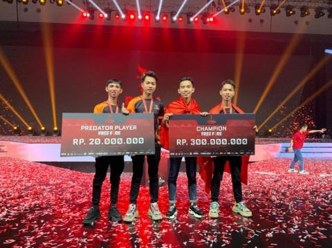 Vietnam Bawa Pulang Dua Juara di Piala Presiden Esports 2020