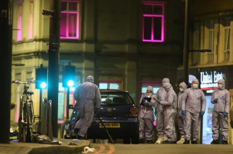 Polisi Tembak Mati Pelaku Penusukan di London