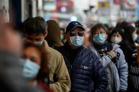 Tenaga Medis Minta Perbatasan Hong Kong-Tiongkok Ditutup