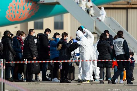 36 Orang di Prancis Perlihatkan Gejala Virus Korona
