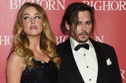Rekaman Pertengkaran Johnny Depp dan Amber Heard Tersebar