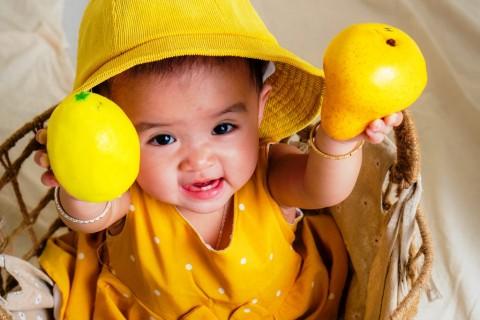 Tips Membiasakan Anak Mengonsumsi Sayuran