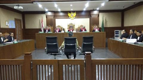 Komisaris PT WAE Didakwa Menyuap Pegawai Pajak Rp1,8 Miliar