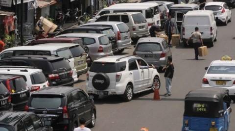 Cegah Maling Ban, Jangan Asal Parkir