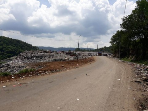 TPST Piyungan Kelebihan Sampah Sejak 2014